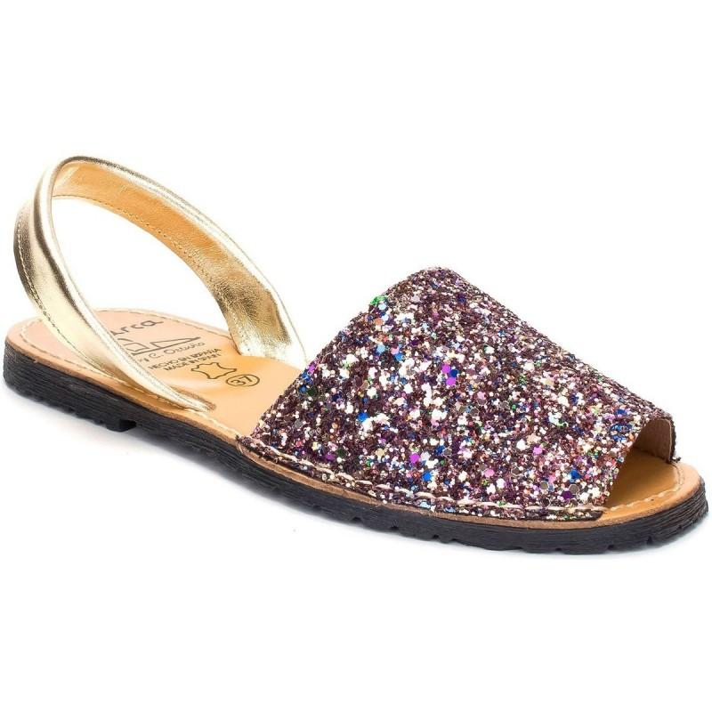Menorquina Glitter Multi