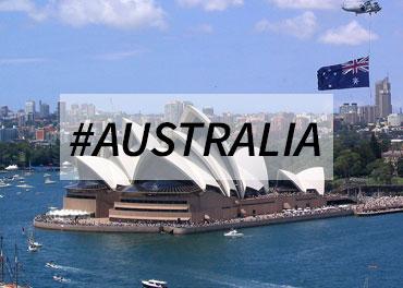 Australia con menorquinas
