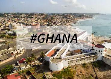 Ghana con abarcas