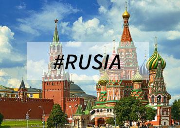 Rusia en  abarcas